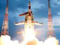 Isro Launches Pslv C15 Five Satellites Into Orbit