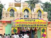 Hasanamba Temple closed for public
