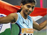 Athlete Ashwini Chidananda wins Asiad gold