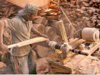 kashmir bat industry