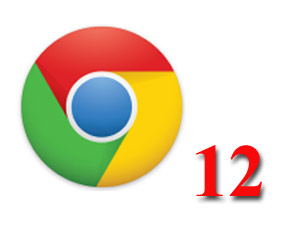 Google Chrome 12 download