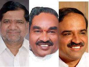 Race for Karnataka CM Post