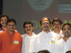 Kannada Rajyotsava in Singapore