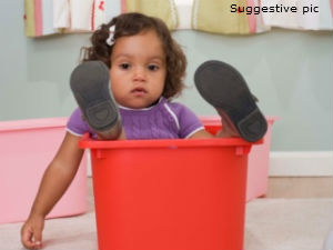 7-month-old baby drowns in bucket, dies