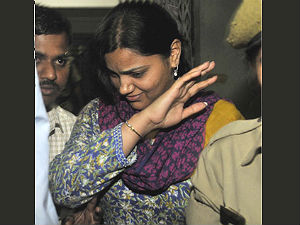 anu-dubey-ias-officer-wife-arrested-bailed-out