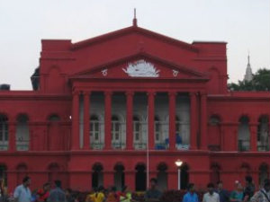 HC order on HSR layout case