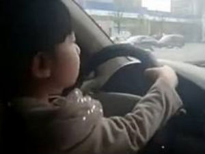 Car Driving Banned for Children