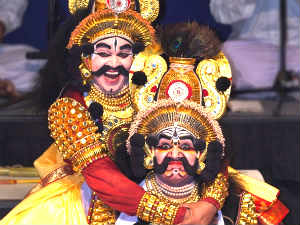 Yakshagana Prasanga in Singapore