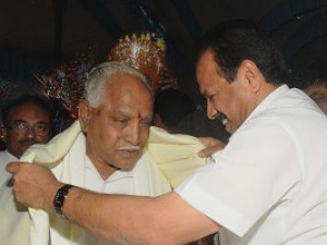 dvs-entertains-his-mentor-rambhat-to-defeat-bsy