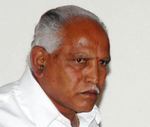 Yeddyurappa short cuts North Karnataka tour