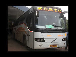 Puttur Sleeper coach bus