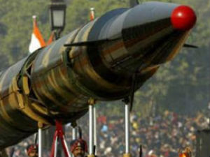 Agni-V successfully test launched