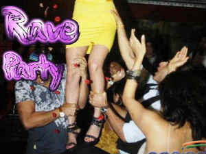 Rave Party Busted Juhu