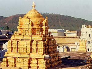 Stampede in Tirumala temple : 10 devotees injured
