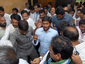 Jagan to be questioned by ED on corruption charges