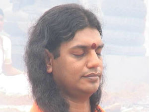 Where is Swamy Nithyananda?
