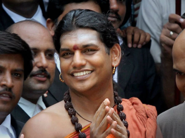 Nithyananda granted bail by Ramnagar DC