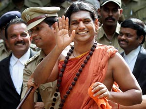 Nithyananda rakes up another controversy