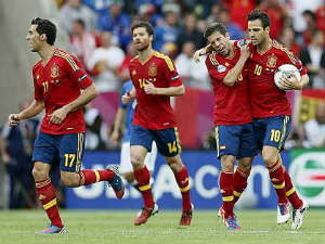 Euro 2012: QF3 Preview: Spain vs France