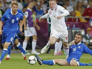 Italy beat England on penalties