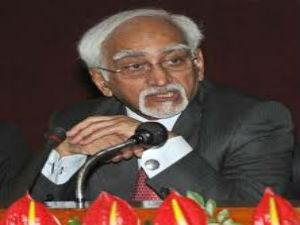 India Upa Names Hamid Ansari As Vp Candidate