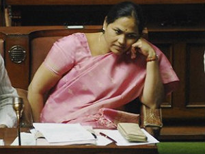 Shobha to get Home Ministry