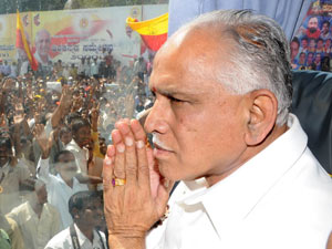 Won't quit BJP at any cost: BS Yeddyurappa