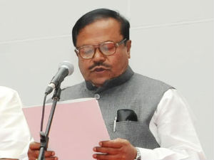 Minister BJ Puttaswamy
