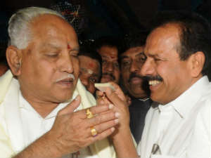 War between DVS and BSY reaches climax