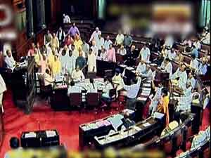 Scuffle between MPs rocks Parliament; Quota Bill Tabled