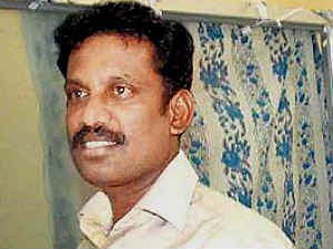 BEML Krishnappa murder accused Bettanagere Seena encountered