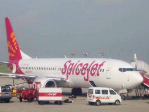 Bangalore to Hubli SpiceJet flight from Sept.27