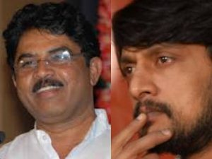 Sudeep Rejected Dcm Ashok Invitation Join Politics