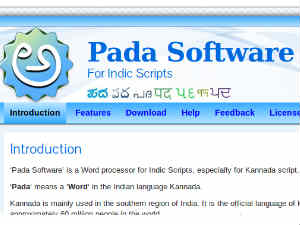 Pada Kannada Word Processor Software With Imes Win Os
