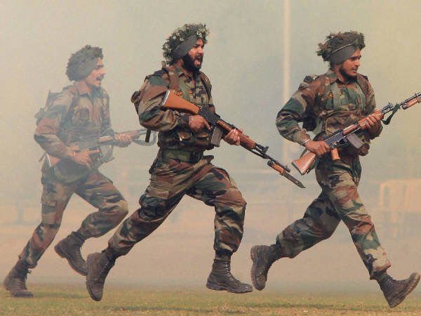 free indian army black - photo #35