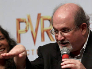 The barely tolerable Mr Rushdie