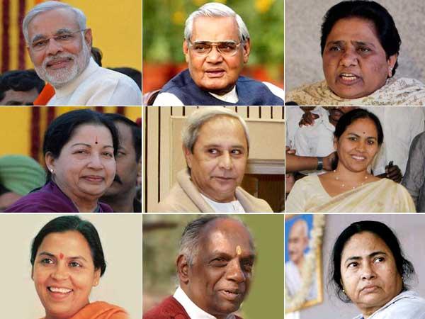 India Popular Most Nine Indian Bachelor Politicians