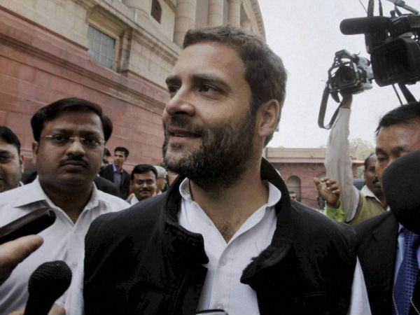 Wrong to ask me about prime ministership: Rahul Gandhi
