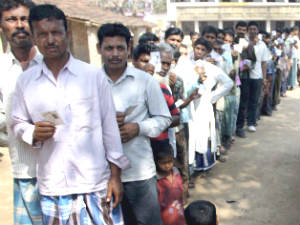 Voters Receiving Money Other Gifts Is Offense