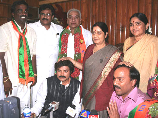 Never got kick back from Bellary Janardhana Reddy brothers BJP leader Sushma Swaraj