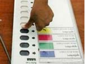 India You Doesnt Want To Vote Press Button In Evm