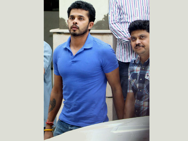 Bcci Moves Kerala Hc Against Order Lifting Life Ban On Sreesanth