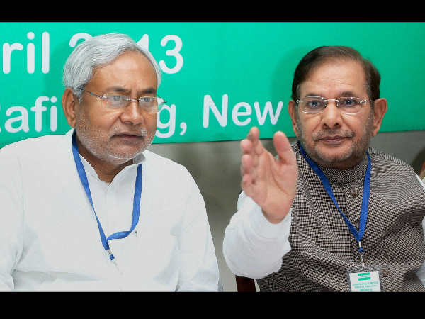 India Jdu Quits Nda Alliance