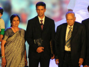 Cricketer Rahul Dravid's father passes away in Bangalore
