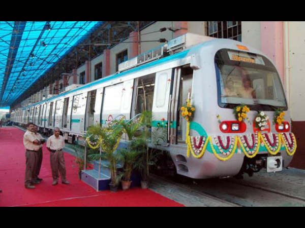 Bmrcl Namma Metro Turns 2 On Oct 20