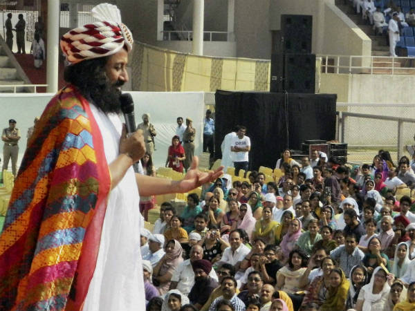 NGT gives green signal to Sri Sri's World Culture Festival.