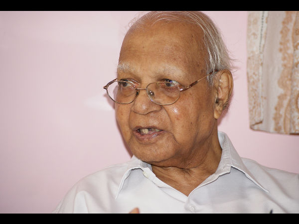 Poetry knows no bounds - G.S. Sivarudrappa