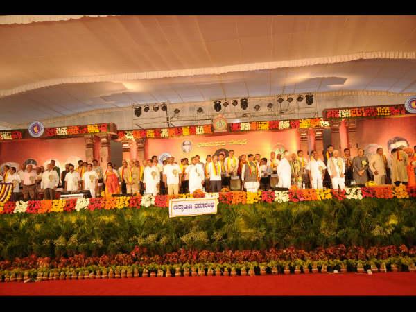 Sahitya Sammelana Madikeri President Norbert Dsouza Speech 5