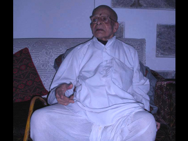 Renowned Kannada and Sanskrit Scholar Ranganatha Sharma passes away