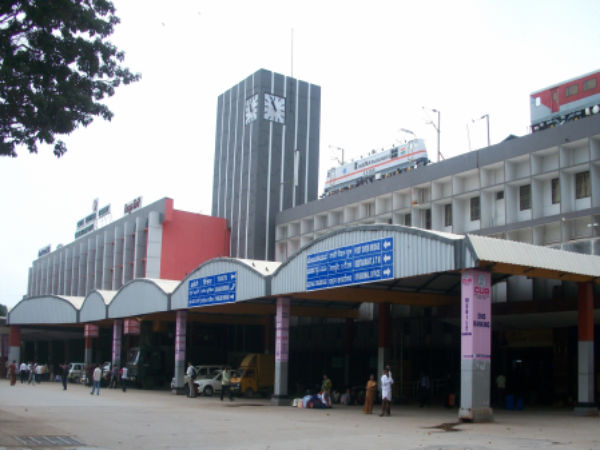 Welcome To Bangalore City Railway Station Website